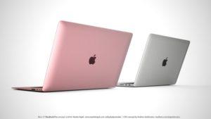 So könnten die neuen MacBook Pros aussehen, (Foto: i1.wp.com)