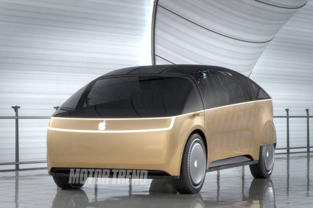 Ist das wirklich das Apple Auto?