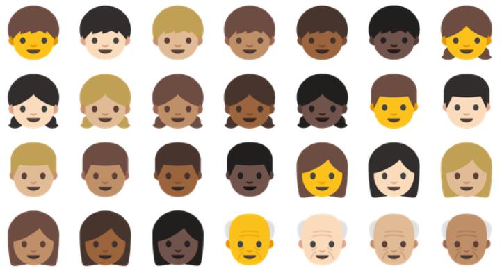 953 neue Emojis für Android