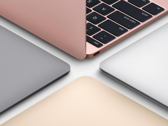 Apple stellt neue MacBooks vor