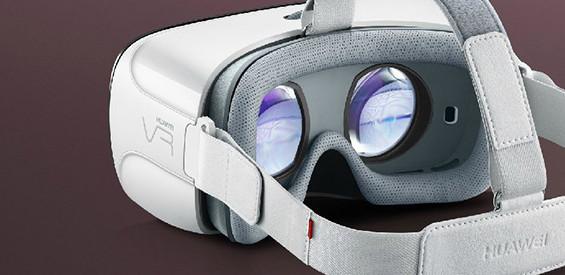 Auch Huawei präsentiert ein VR-Headset