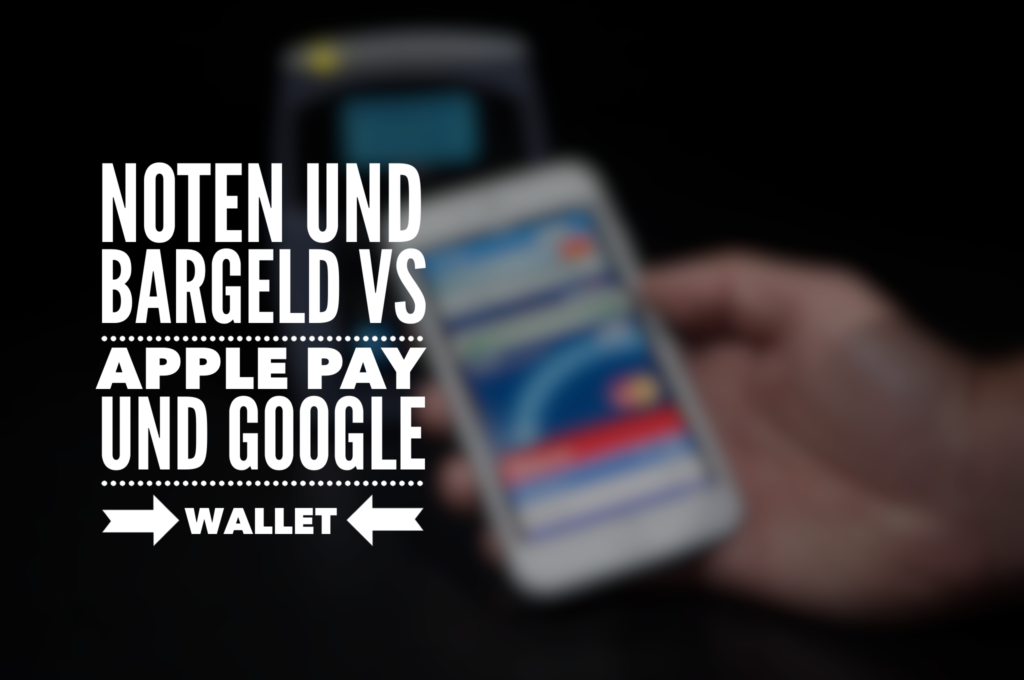 Bezahlen mit iPhone, Nexus und Co.