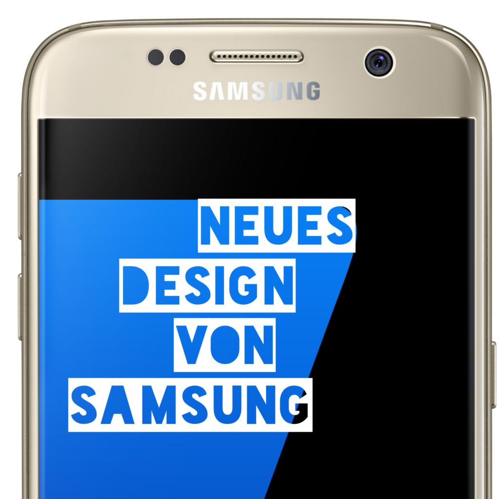 Samsungs Designer geben vollgas