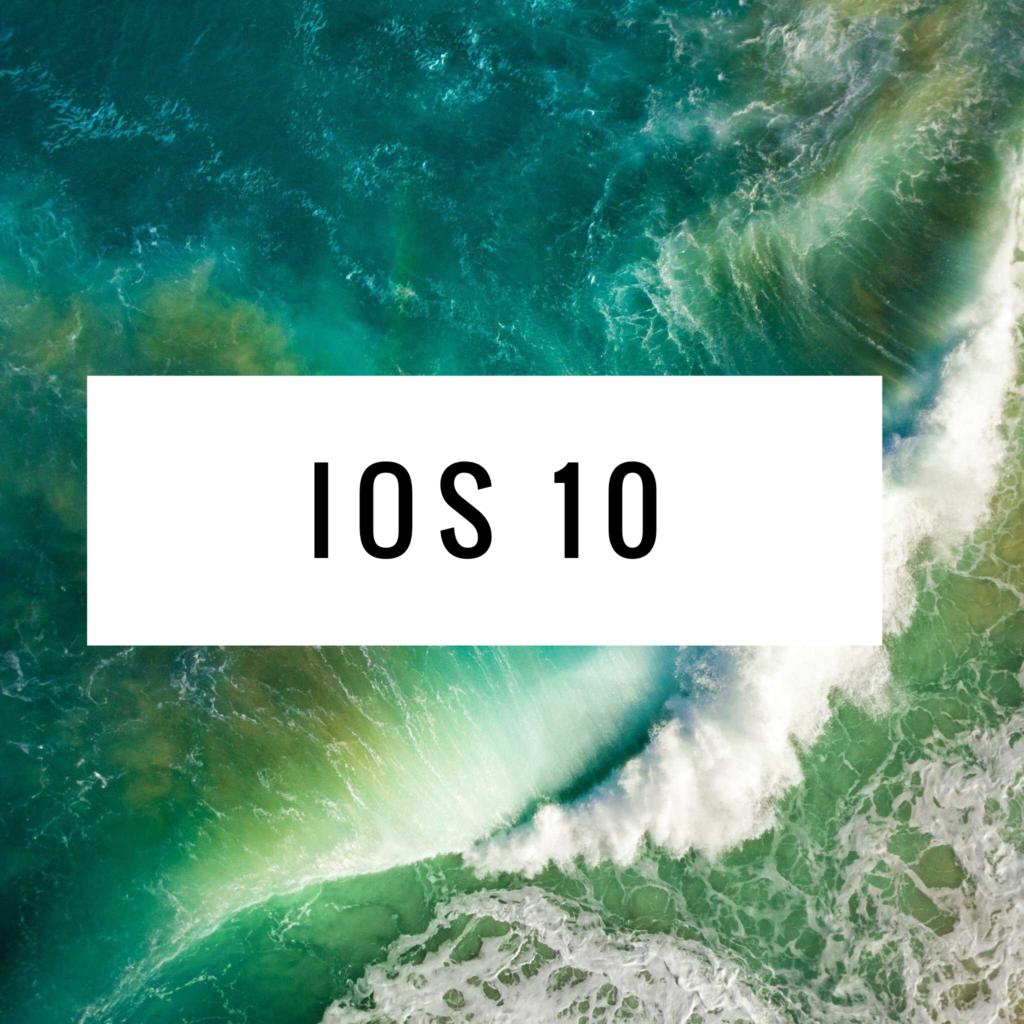 Heute bereit: iOS 10