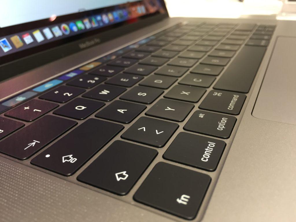 Hands on: MacBook Pro 2016