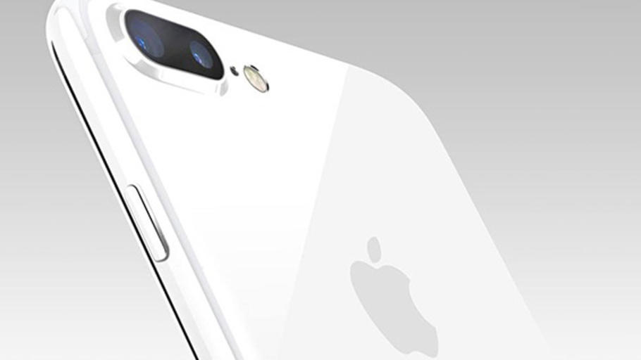 iPhone 7 in Jet White?