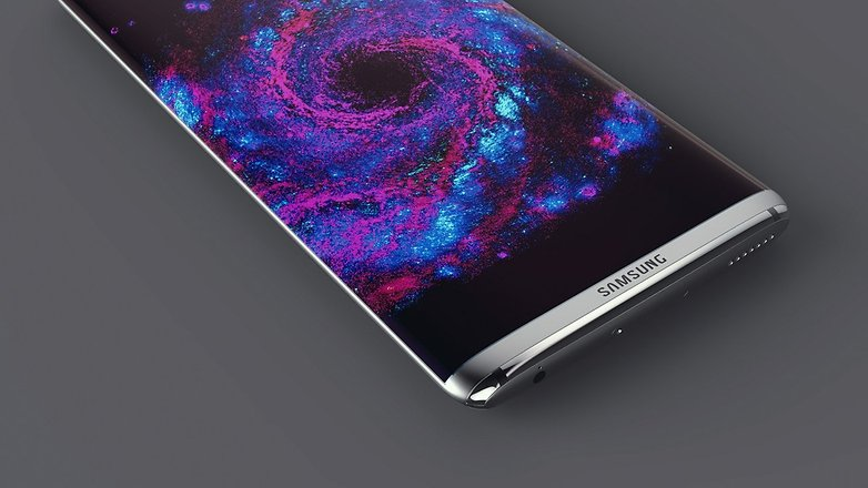 Galaxy S8 ohne Kopfhöreranschluss
