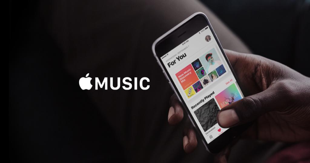 50% auf Apple Music für Studenten
