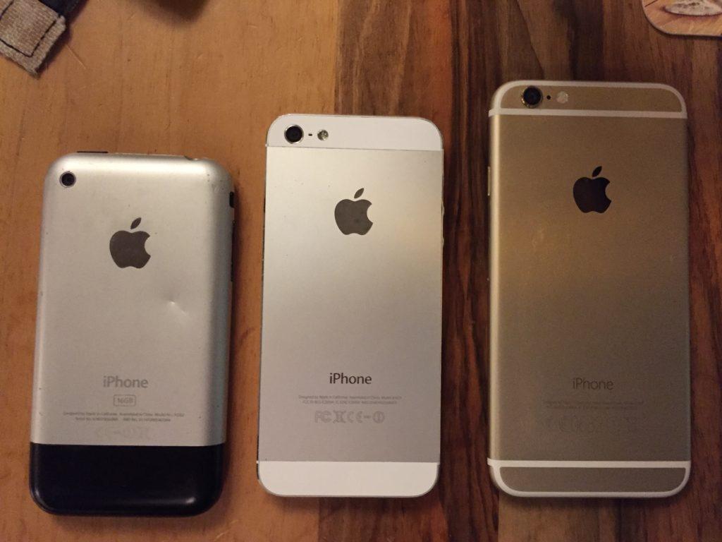 Wird das iPhone mit neuer Software langsamer?
