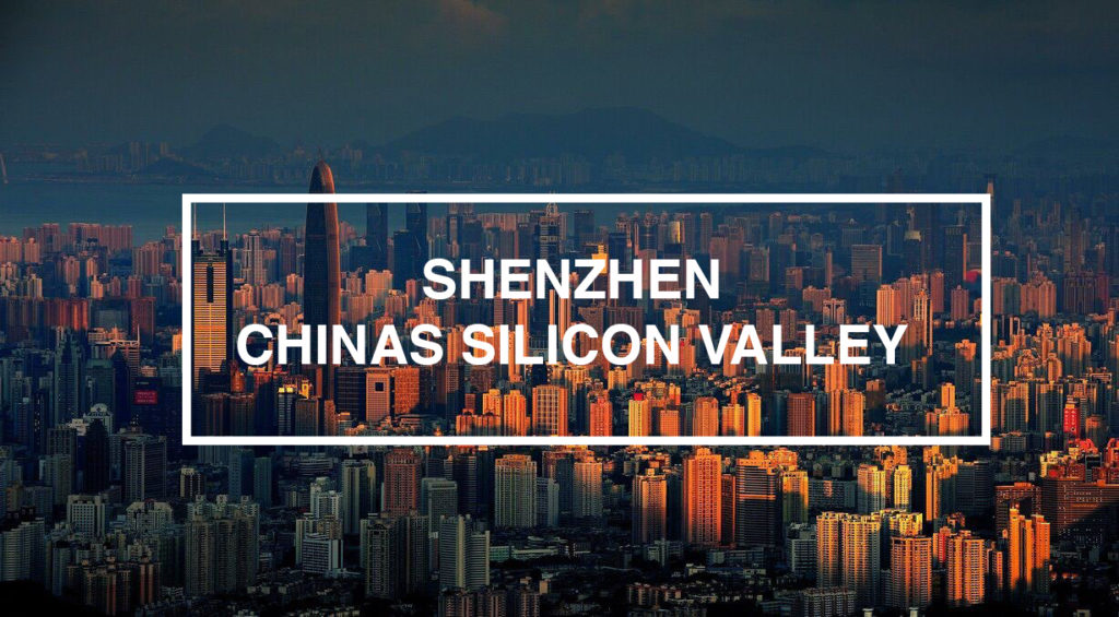 Das Silicon Valley aus China