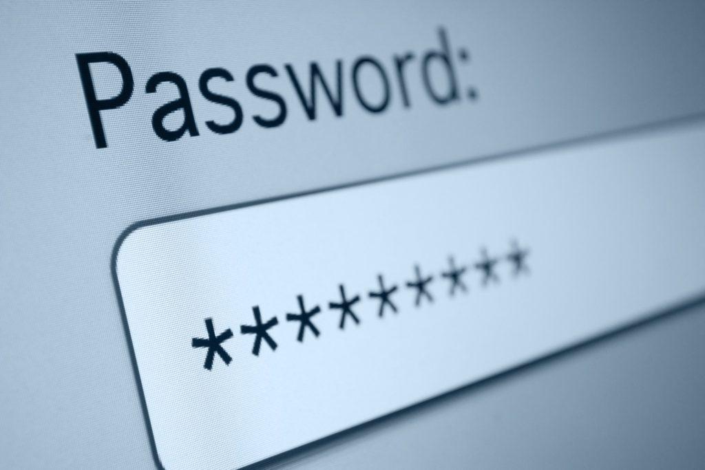 Was wäre, wenn es nur ein Passwort bräuchte?