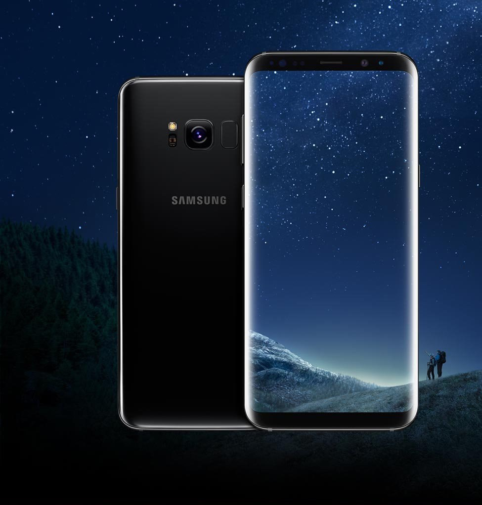 Galaxy S8 – Wow, toll, sexy, nice…