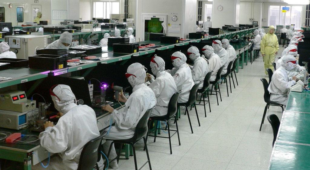 Foxconn – Arbeitsplatz des Grauens?