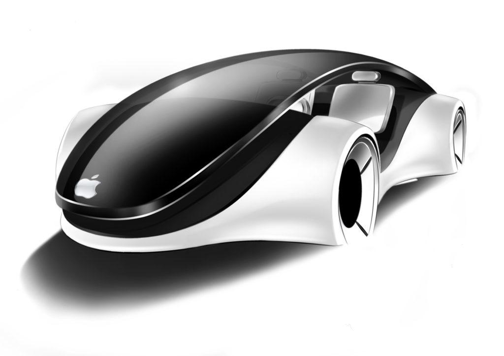 Apple darf selbstfahrendes Auto testen