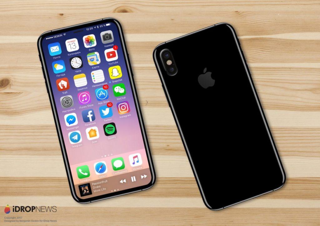 iPhone 8 – Das wissen wir