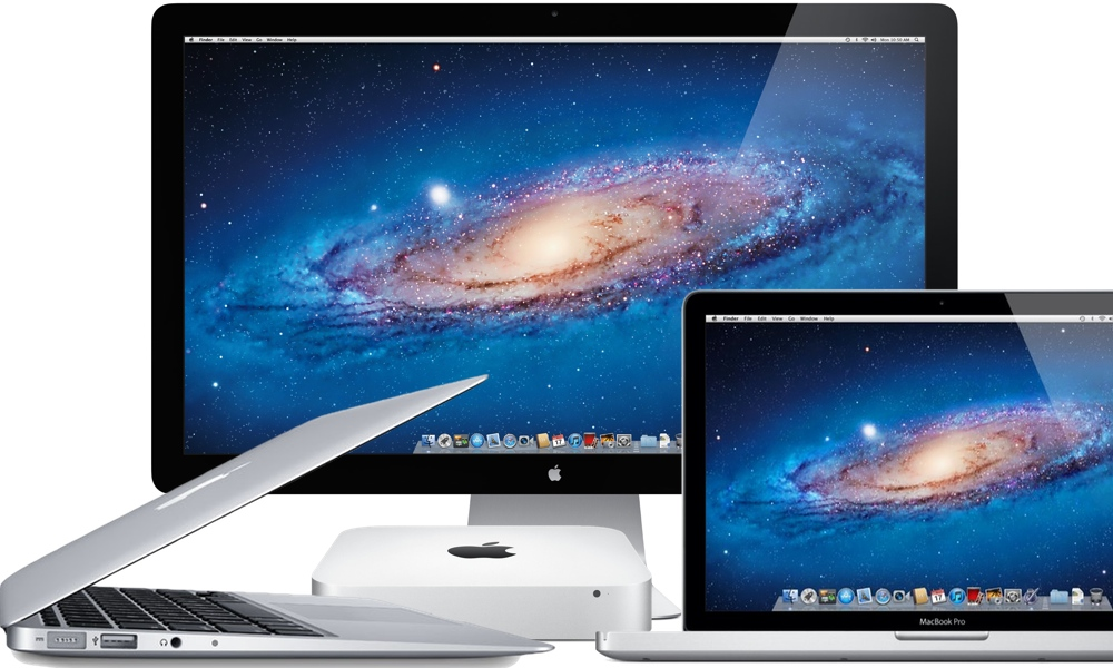 Apple glaubt also doch noch an den Mac