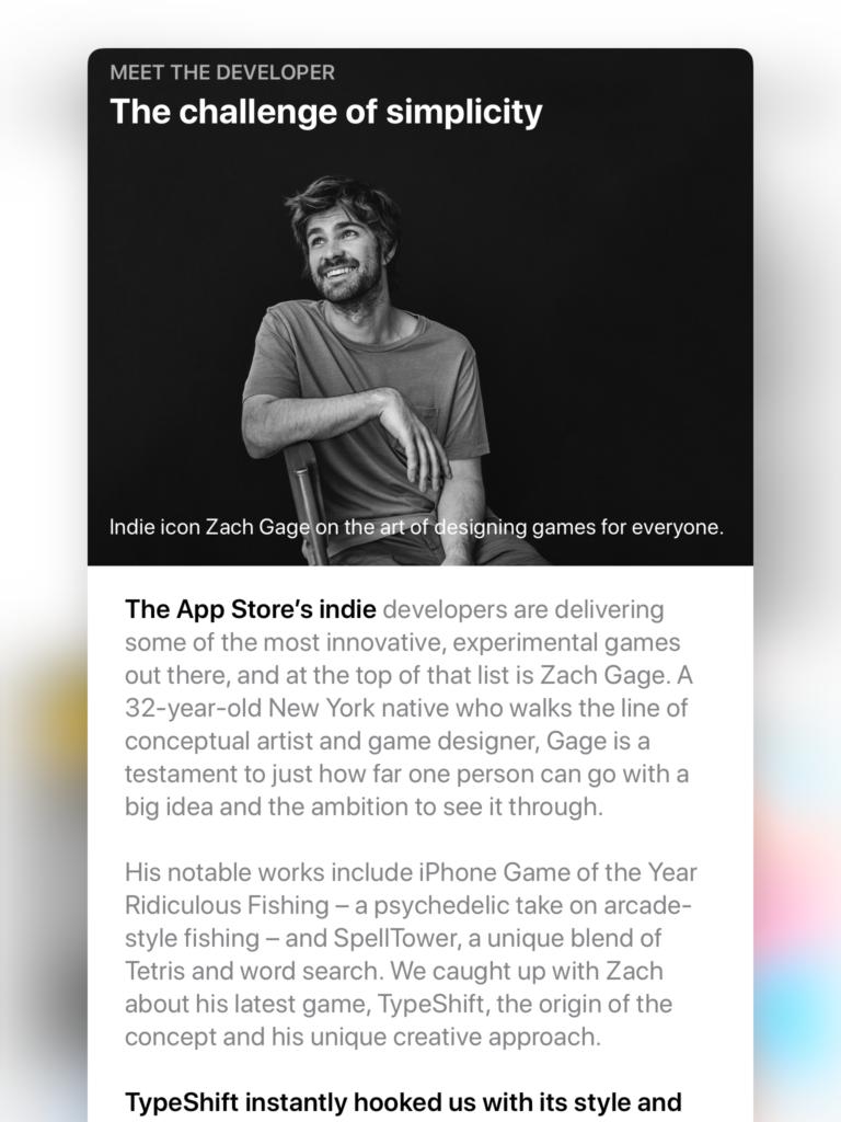 Der neue App Store in iOS 11