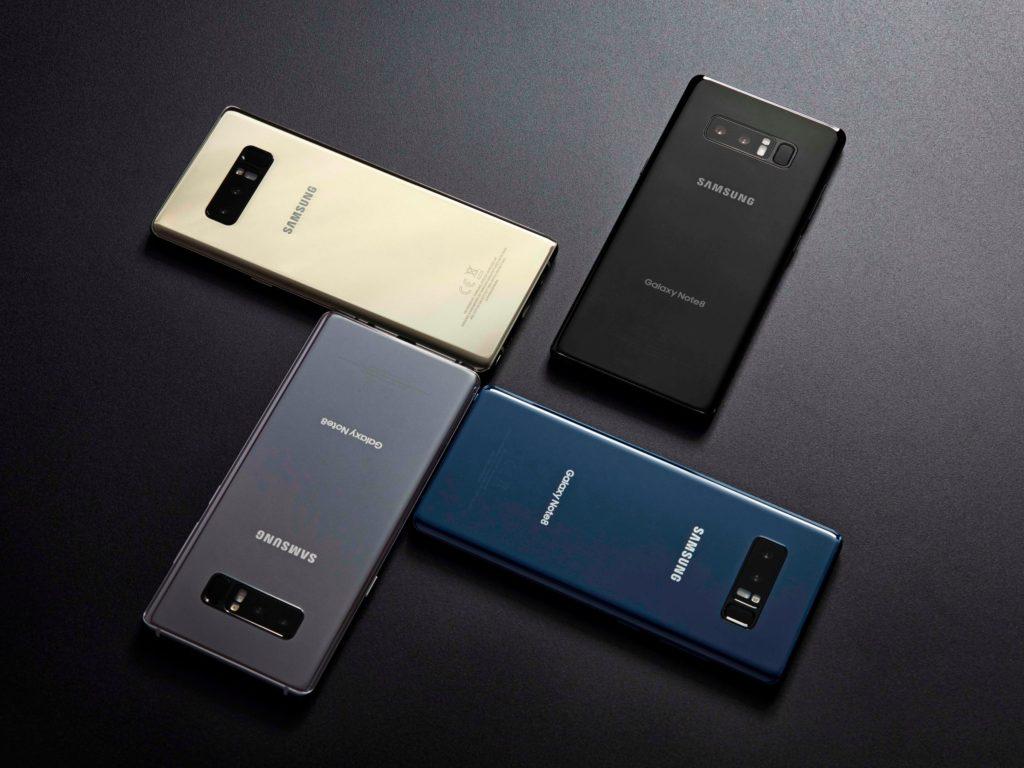 Samsung Galaxy Note 8 Keynote
