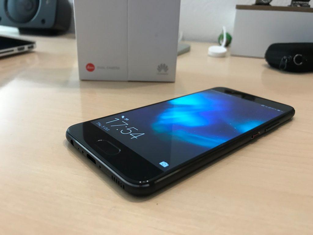 Huawei P10 – ziemlich gut; aber