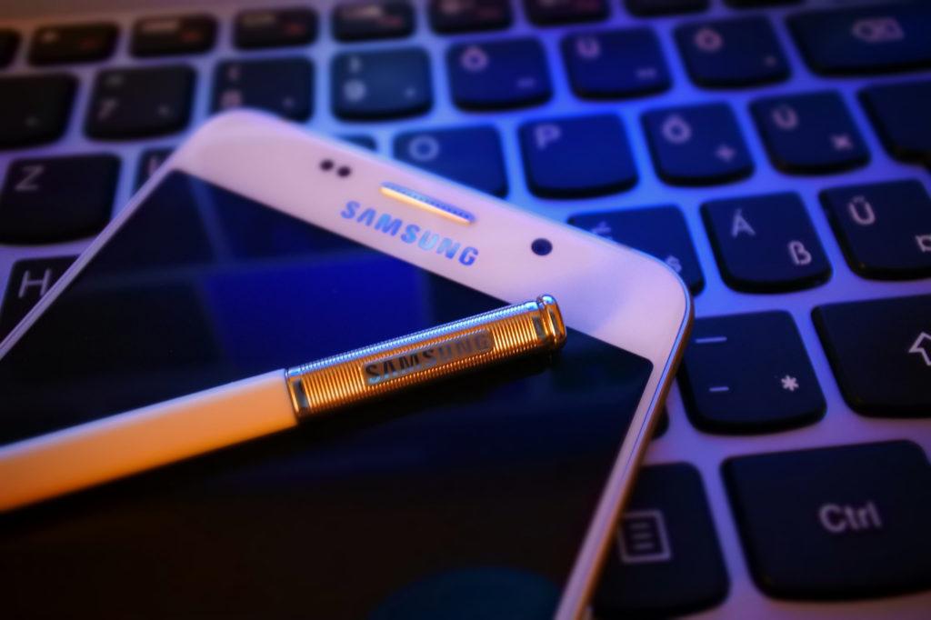 Gestatten; mein Name ist Samsung Galaxy S9