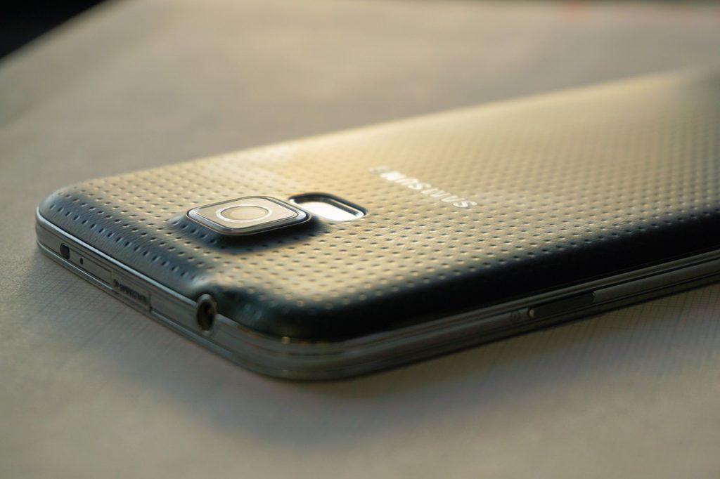 Einhandzoom Galaxy S8