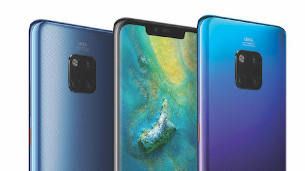 Noch mehr Intelligenz: Huawei präsentiert das Mate20 und das Mate20 Pro