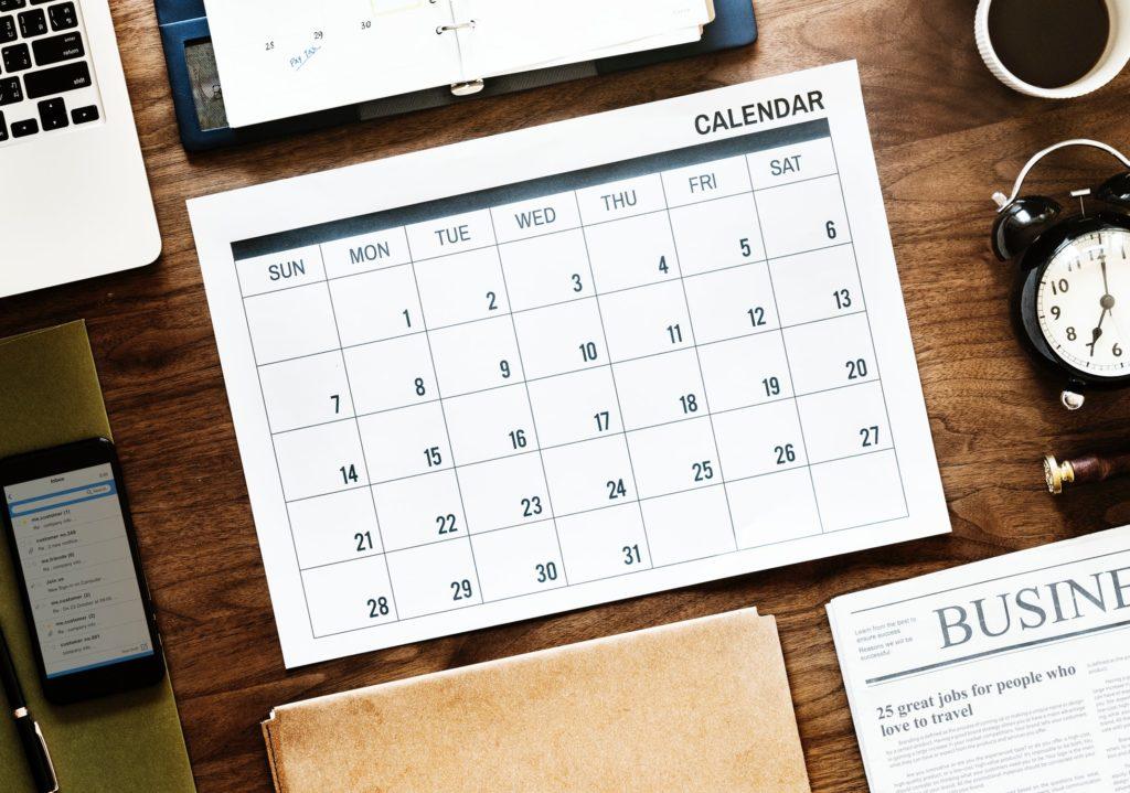 3: Ja, digitale Kalender können schön sein