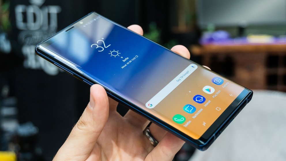 Review des Samsung Galaxy Note 9
