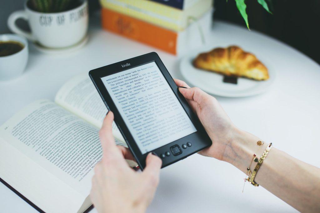 Sprechen wir über E-Books