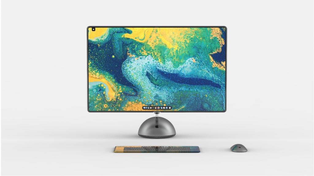 """So sähe die """"iMac-Lampe """" heute aus"""