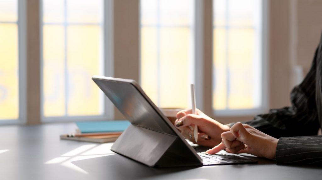 Die neue iPad Tastatur ist Apples Highlight im Frühling