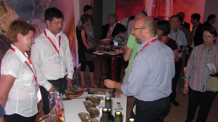 Das Wallis präsentierte zahlreiche einheimische Spezialitäten an der Weltausstellung Expo in Mailand.