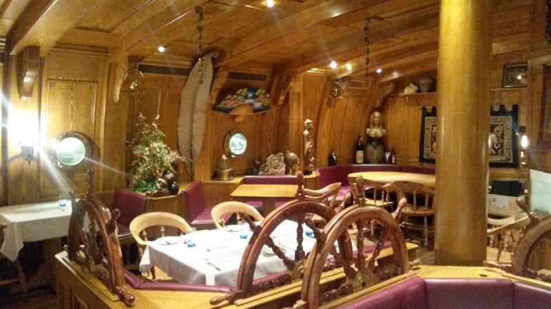 Im Restaurant Rua Thai im Hotel Albana Real kann sich der Besucher kulinarisch verwöhnen lassen.
