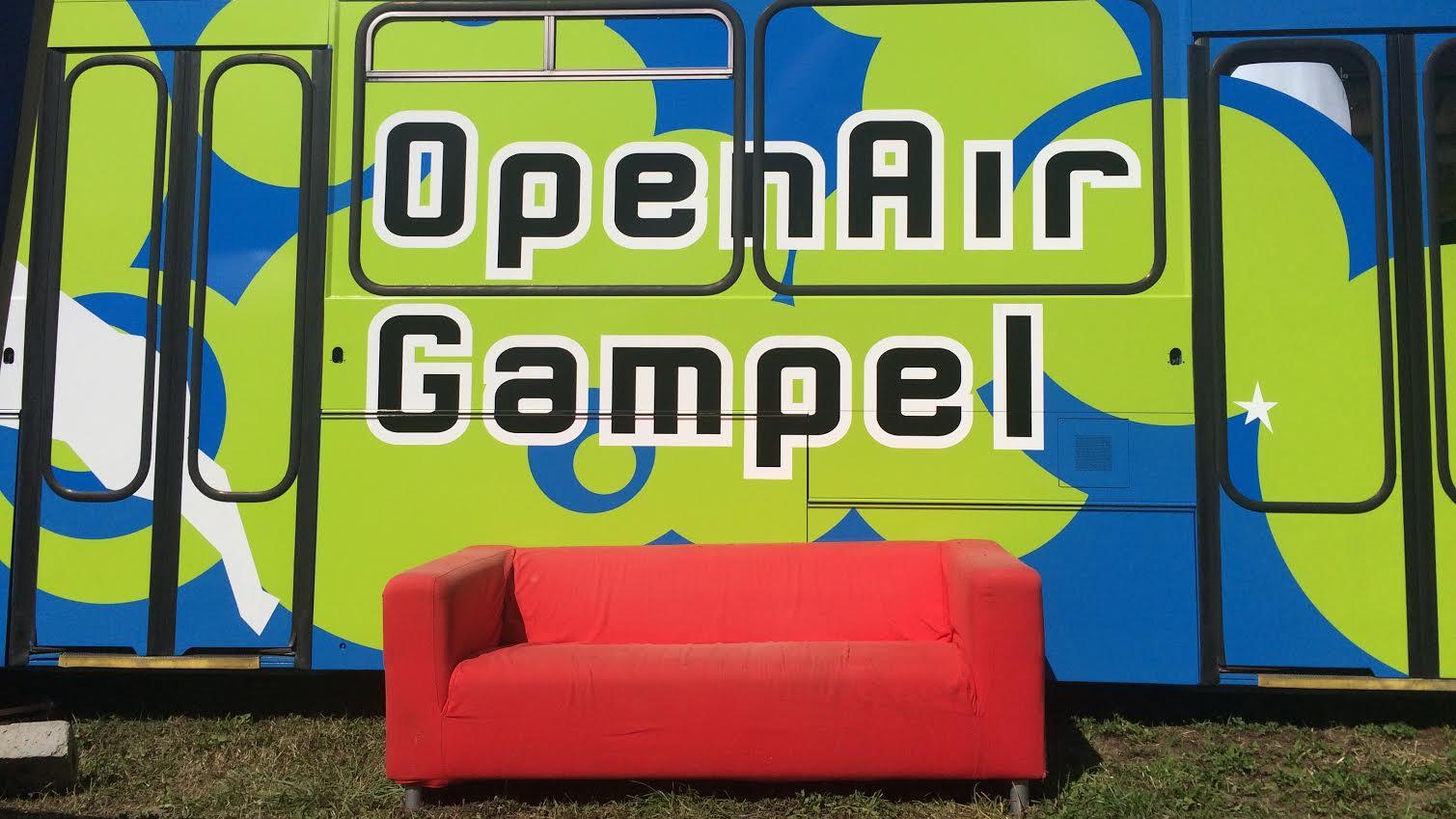 Nach den ersten zwei Tagen am Open Air Gampel dürfen die Organisatoren bereits ein positives Fazit ziehen.
