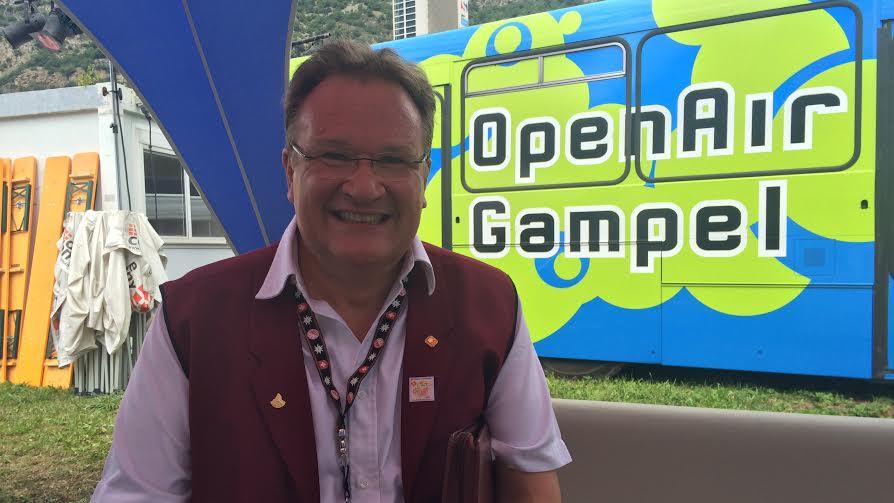 Z'Hansrüedi ist gespannt auf seinen Auftritt am Open Air Gampel.